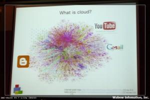 10 Google 定義的 Cloud