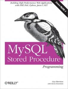 O'reilly 的 MySQL Stored Procedure Programming